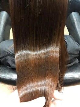 ハヤトトウキョウ(Hayato Tokyo)の写真/ニューヨーク発☆【オーガニックスムージングトリートメント】で髪質改善!海外のツヤ髪を体験してみて♪
