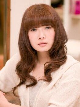 フィーノ(fino)の写真/篠崎徒歩2分★サプリメントカラーで染めるたびキレイに◇ハリコシのある、うるツヤ美髪が手に入る《fino》