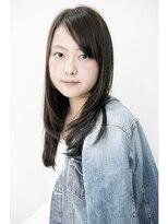 エトネ ヘアーサロン 仙台駅前(eTONe hair salon)【eTONe】正統派ストレート