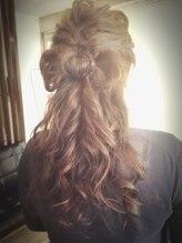 ヘアアンドメイク ディンプル(HAIR&MAKE Dimple)ribbon