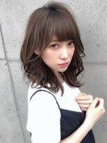 ローラン(ROULAND)【ROULAND石川】大人かわいいゆるふわミディ