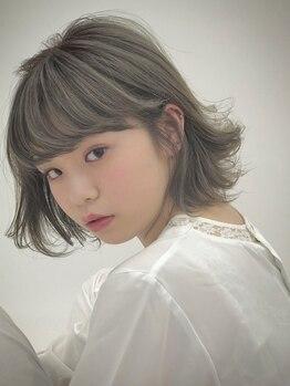 ハチミツ(Hatimitu by hair garden Milk tea)の写真/カラーチェンジで愛されモテ髪に・・・♪可愛らしさの中にも大人っぽさをMIXしたカラーがイマドキ★
