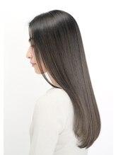 髪、どこまでも美しく…大人女性のためのこだわりメニュー♪