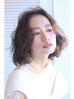 ソイクフ(SOY KUFU)【soy-kufu】パーマ風ゆるウェーブ
