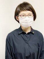 ラトリエコンタン(L´atelier Content)【LatelierContent yumi】マッシュ☆アシメ