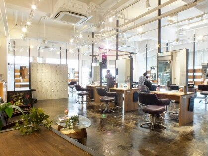 サロンズヘアー 八丁堀店(SALONS HAIR)の写真