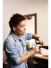 ヘアーメイク ラウカ(Hair Make Rauka)亀山 貴広