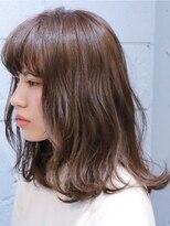 バルベストーキョー(BARBES TOKYO)【BARBES 土屋諒将】愛されラベージュロブ