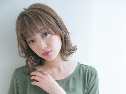アースコアフュールボーテ 新鎌ヶ谷店(EARTH coiffure beaute)の写真