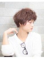 ムード 金沢文庫 hairdesign&clinic mu;dカジュアルニュアンスショート