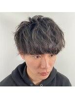 ミオ(Mio)ニュアンススパイラルマッシュ
