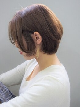 テラ(terra)の写真/今まで髪質や毛量で諦めていたヘアスタイルも《terra》なら叶う◎1人1人に似合うスタイルをご提案
