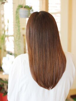 キュアリスタ ヘア ラボラトリー(Curelista Hair Laboratory)の写真/【補修&保湿力UP】ケアメニュー複数取扱◎ハナヘナ、ハーブ、TOKIO、話題のプリンセスケアトリートメント★