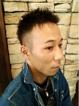 アムールマヤ爽やかベリーショート【メンズ】