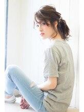 ルティカバイドルチェ(RUTICA by DOLCE)【Rutica】☆サーフポニーテールアレンジ☆