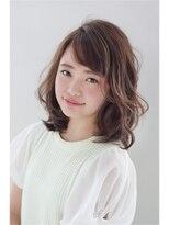 モッズ ヘア 海浜幕張店(mod's hair)アンニュイカールミディ【ALIZE 1999-2000A/W】