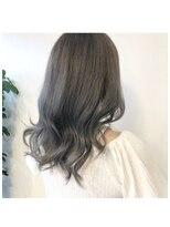 silver gray color