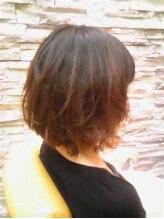 ヘアー クリエイト カルム(Hair create Calme)セミディ・パーマ