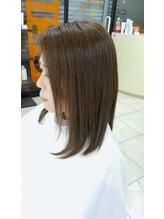 ヘアメイク イチゾー 高野店(Hair Make ICHIZO)イルミナカラー