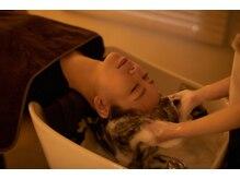 【髪のプロ】アデランスの超本格スカルプヘッドスパ☆約50分間のこだわりヘッドスパで頭皮から美しく♪