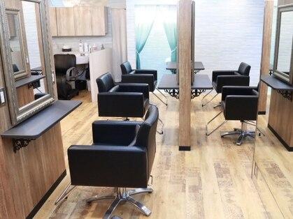 ヘアーサロンアズール(Hair Salon Azure)の写真