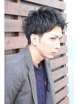 ヘアーサロン フォーメン イデア(hair salon for Men idea)《idea好感度No.1style》羽賀荘太