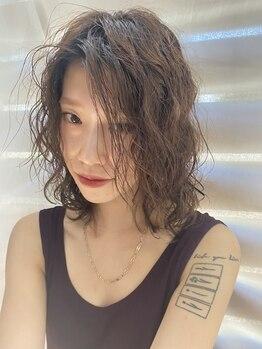 コネクト(conect)の写真/男女ともに人気☆絶妙なパーマスタイル!髪に動きを加えて旬なスタイルも叶う◎朝のスタイリングも楽々に♪
