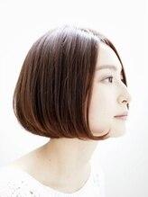 エトネ ヘアーサロン 仙台駅前(eTONe hair salon)【eTONe】キレイなボブ