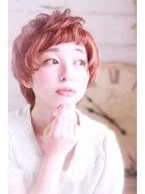 ウルフカット(ウルフ)のGuimauve nostalgique 01 ~ふんわりマシュマロラベンダー~画像
