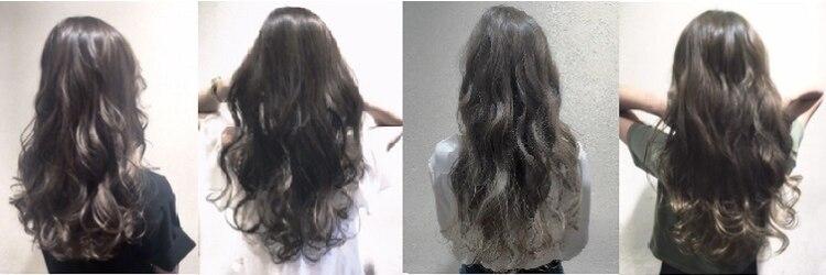 ヘアー ランジェ 渋谷店(hair LANGE)のサロンヘッダー