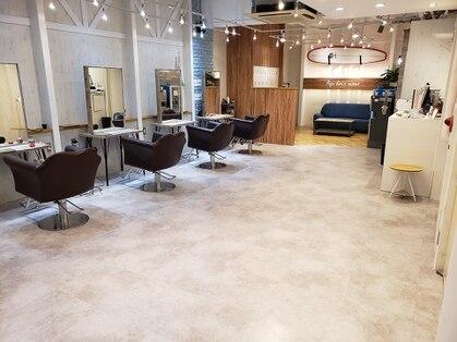 アグ ヘアー シーン 元町店(Agu hair scene)の写真