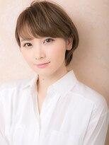 ヘアサロン ナノ(hair salon nano)軽やかなジャンダーレスショート☆