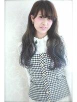 アリス ヘア デザイン(Alice Hair Design)Alice☆ダークアッシュ×ブルーベリーバイオレット