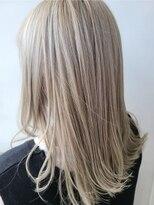 オーブ ヘアー レイ 沖縄北谷店(AUBE HAIR ray)【AUBE HAIR】外国人風ブロンド