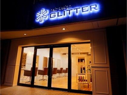 ヘアデザイン グリッター(hair design GLITTER)の写真