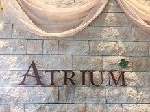 アトリウム(ATRIUM)の雰囲気(明るくアットホームな雰囲気です。)