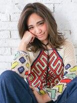 ラックスビー ユース 神戸三宮さんプラザ店(LUXBE YOUTH)ミディアムパーマ【LUXBE 神戸三宮さんプラザ店】