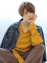 ヘアリゾート バレンタイン(hair+resort valentine)マッシュ×大人ショートボブ【valentine亀井】