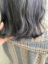 モッズヘア 仙台PARCO店(mod's hair)【志賀】アッシュグレー