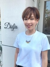 ディジュ ヘア デザイン 小町店(Didju hair design)石原