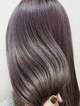 ミヤニシアクセス(miyanishi AX'S)の写真/一人ひとりの髪の状態に合わせベストなご提案をします!お客様の要望を汲み取り、髪に潤いを与え髪質改善◎