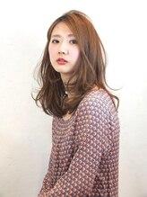 マリーナヘアー(marina hair)【marina hair 武蔵小杉】やわらかセミディ♪