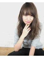 ヘアーブランド リンク 三宮店(HAIR BRAND Link)【Link】THROWライムベージュ