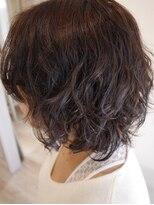 ヘアー カラー キー(HAIR color KEY)『低温デジタルパーマ』