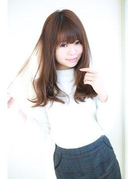 アグ ヘアー シルエ 和泉府中店(Agu hair silje)カラー+カット