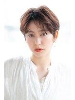 ヘアサロンエムピーズ イケブクロ(HAIR SALON M P's 池袋)センシュアルショートヘア☆