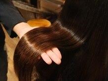 ティーサード(T-Third)の雰囲気(髪と頭皮の健康を第一に。ダメージなどの髪の悩みも解決。)