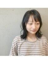 アルマヘアー(Alma hair by murasaki)可愛いナチュラルミディアム