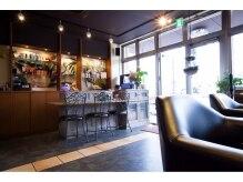 アルグラーテ (Arglarte)の雰囲気(落ち着いた音楽が流れるカフェのような空間。)