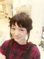 ロイ ヘアルーム 草加店(Roy hairroom)アレンジスタイル
